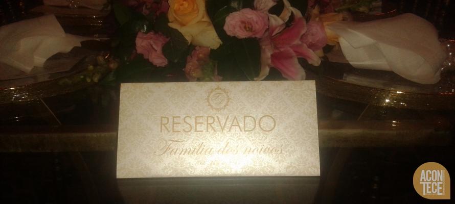 Reservado - Casamento Flávia e Luiz - 10/05/2014